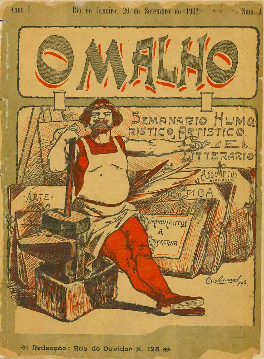1902- O Malho - 001